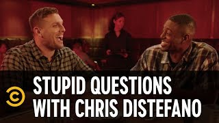 Brian Moses Would Like a Word with Andrew Jackson - Stupid Questions with Chris Distefano