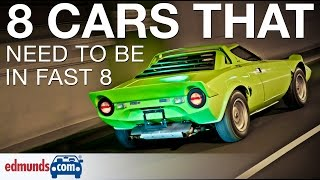 8 Cars That Need to Be in Fast & Furious 8