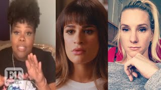 Amber Riley, Heather Morris Talk Lea Michele Allegations