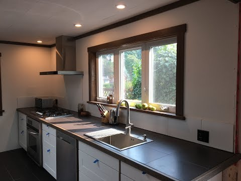 How to Build Tile Countertop Substrate PT I