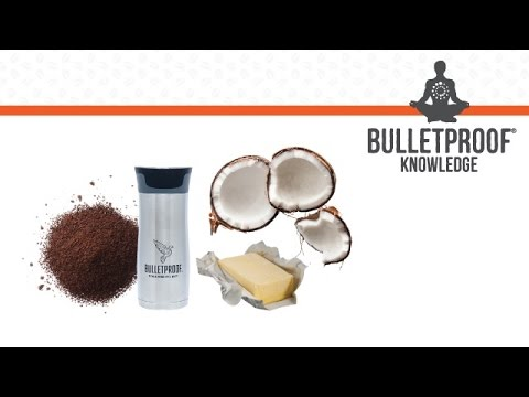 How to Make Bulletproof Coffee on the Go w/ Dave Asprey