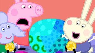 Peppa Pig English Episodes 🎂 Peppa Celebrates Edmond