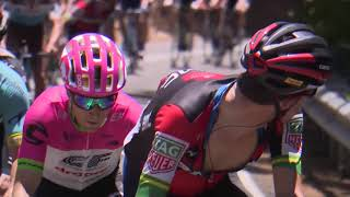 2018 Tour Down Under stage 4 highlights