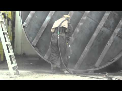 Rust Removal! Sandblasting Vancouver BC