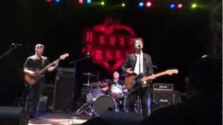 """Escape Club """"I'll Be There"""" House of Blues Sunset Aug 24, 2012"""