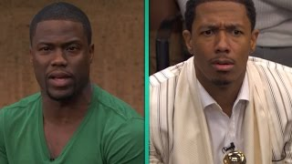 EXCLUSIVE: Nick Cannon and Kevin Hart Get Real at