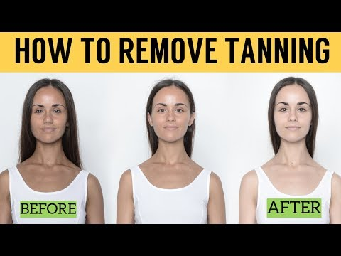 How to Get Rid of Tanning Instantly | Ramsha Sultan