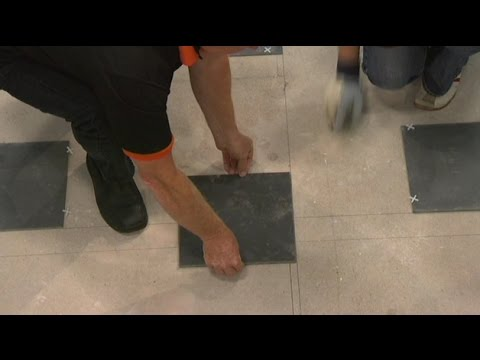 How to Lay Floor Tiles by yourself