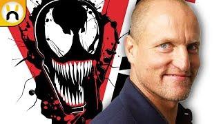 VENOM Casts Woody Harrelson in Mysterious Villain Role