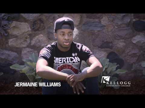 KCC Stories: Dual-Enrolled KCC Student Jermaine Williams