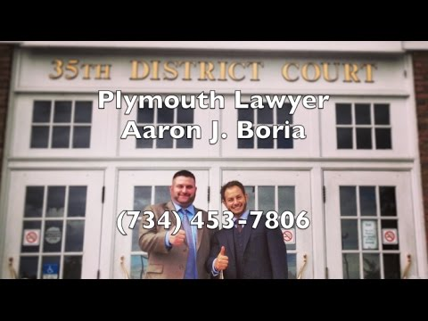 35th District Court - Plymouth Lawyer