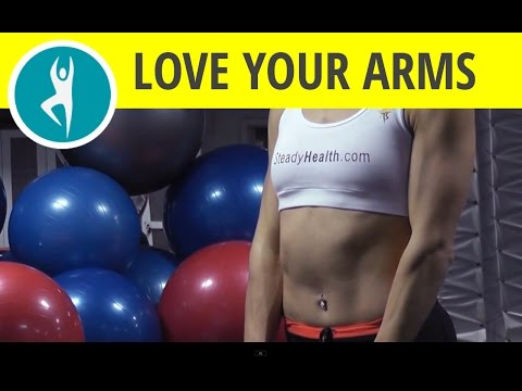 Arms workout with dumbbells: target your forearms and biceps with reverse curl exercise