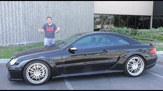 The Mercedes CLK DTM Is the $450,000 Supercar You