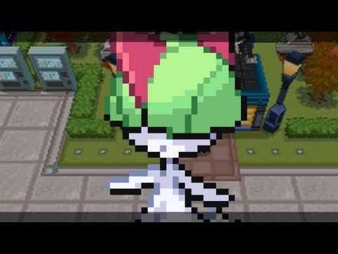 How & Where to catch/get - Ralts with Hidden Ability Telepathy in Pokemon Black 2 & Pokemon Whit