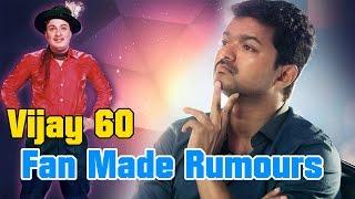 Download Vijay 60's Fan Made Rumours   Ilayathalapathy Vijay, Keerthy Suresh   Tamil Movies 2016 Video