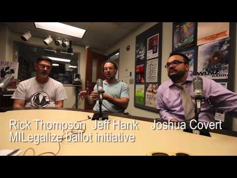 MILegalize - Lansing Online News Radio
