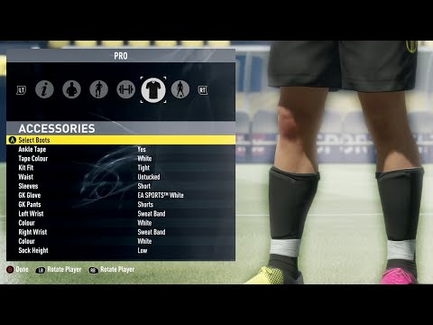 FIFA 17 Pro Clubs | NEW Boots & Goalkeeper Gloves!