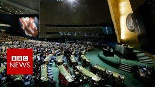 Jerusalem: UN resolution rejects Trump