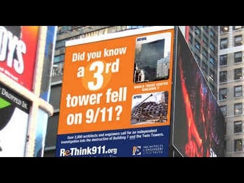 Building 7 - Never Forget: No Plane Hit WTC7 on 9/11