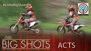 Little Big Shots Philippines Wenson 11 Year Old Motocross Rider mp3