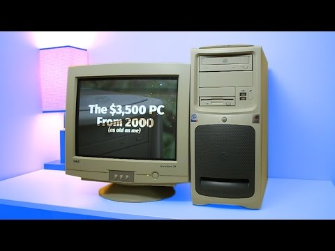 The $3,500 Gaming PC From 2000