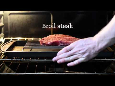 How To Broil A Steak in an Oven