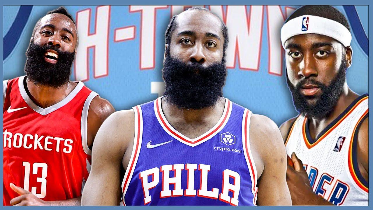 This is James Harden's Career Story (So Far): Career Recap