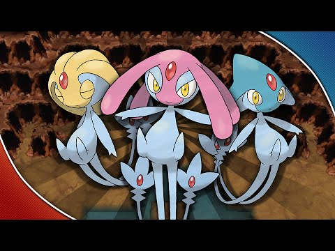 How to Get | Mesprit Uxie & Azelf - Pokemon Omega Ruby & Alpha Sapphire!