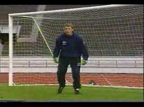 Scottish Goalkeeper Training
