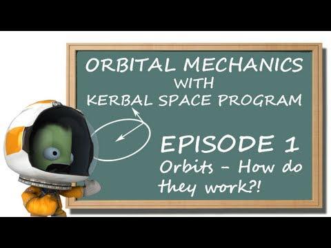 Orbital Mechanics With Kerbal Space Program 01