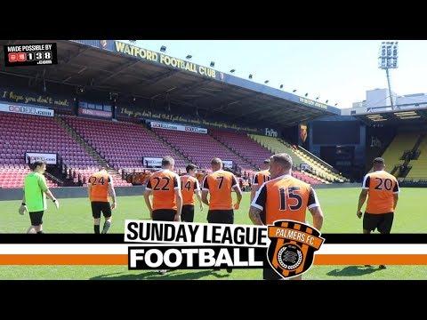 Sunday League Football - AT VICARAGE ROAD