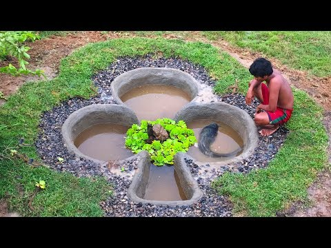 Secret primitive: Building Fish Pond