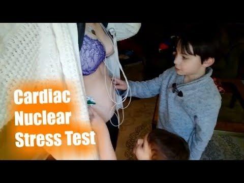 Cardiac Nuclear Stress Test- Multiple Sclerosis Monday