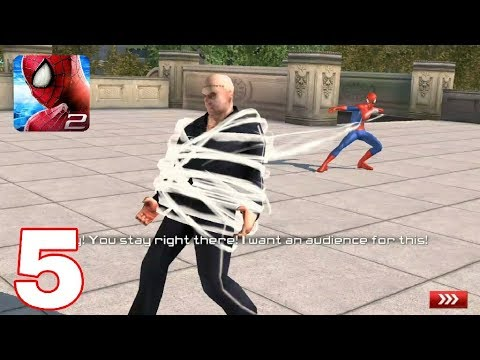 The amazing Spider-Man 2 gameplay walkthrough part-5(Android & ios)