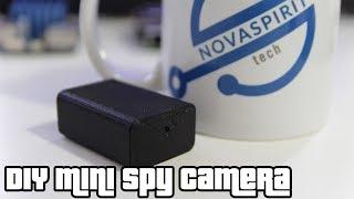 DIY Mini Spy Camera
