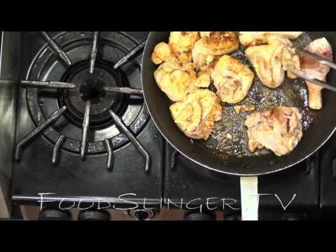 Master Recipe:  Skillet Chicken