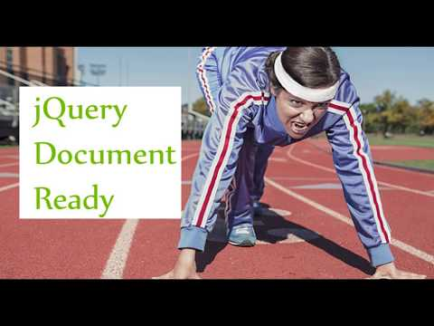 What is jQuery Document Ready – $(document).ready()?
