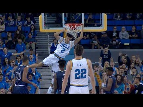 Recap: UCLA men's basketball freshmen ball out in exhibition win over The Master's University