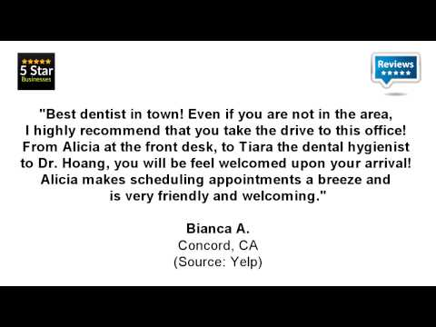 Nicole Hoang DMD PC - REVIEWS - Concord, CA Dentists