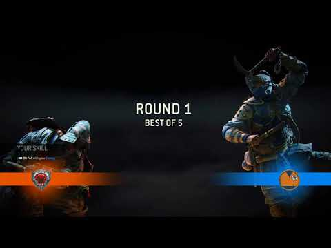 For Honor guy gets salty