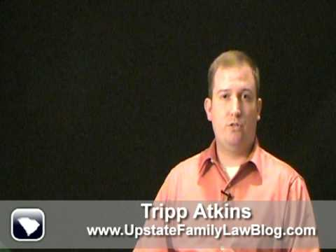 Served with Divorce Papers in South Carolina | SC Divorce Lawyer Tripp Atkins