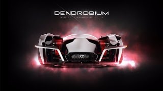 Meet the new Electric Hypercar - Dendrobium