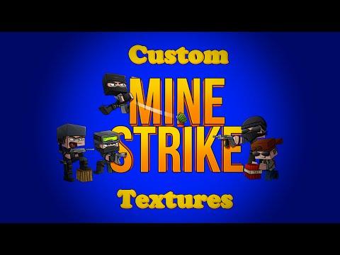 Minestrike Custom textures tutorial