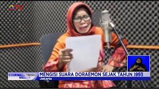 Dunia Hiburan Tanah Air Berduka, Pengisi Suara Doraemon Meninggal Dunia - BIS 13/07