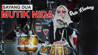 """SAYANG 2 MUTIK NIDA SPEED DETIK 04;40 """"RATU KENDANG"""" FULL NGENDANG #ABR MUSIK"""