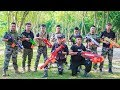 LTT Nerf War Squad SEAL X Warriors Nerf Guns Fight Criminal Group Avenge Colleagues