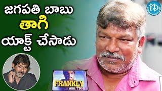 Clashes Between Jr NTR And Srinivas Reddy || Frankly with TNR