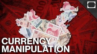 How Does China Manipulate Its Currency?