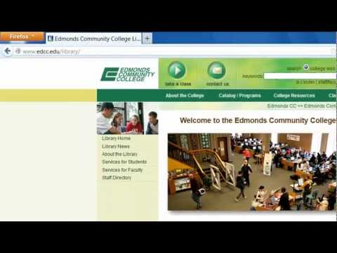 Search & Find: Articles Using ProQuest
