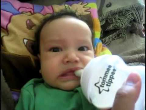 See why Breastfed Babies can not just take a Bottle